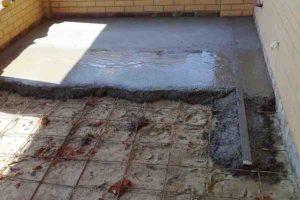 Как утеплить бетонный пол пенополистиролом