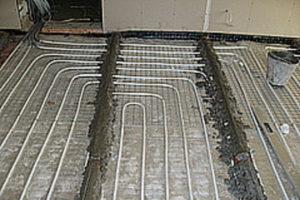 утеплить бетонный пол в частном доме или квартире