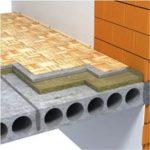 Как самому утеплить бетонный пол в частном доме или квартире