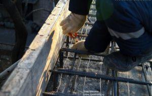 При какой температуре нужно греть бетон