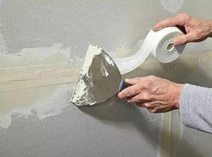 заделка трещин в бетоне